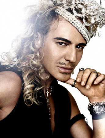 John Galliano to teach masterclass at Parsons in NYC