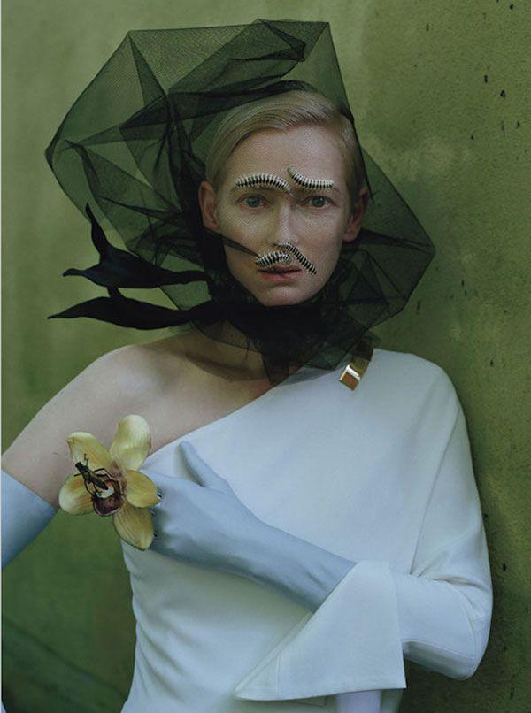 W Magazine: Tilda Swinton