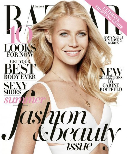 Shocking: Gwyneth Paltrow has used botox!