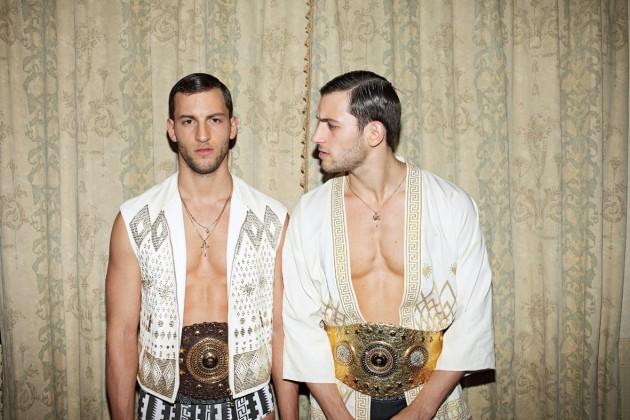Panty Creamer: Sampaio Twins