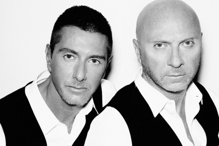 Dolce and Gabbana are 'close' to being jail bitches
