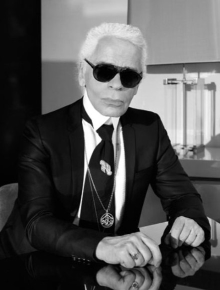 Karl Lagerfeld thinks Adele lost weight because he called her fat