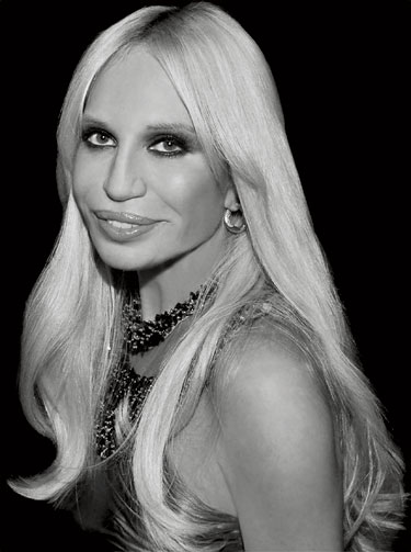 Donatella Versace biopic in the making