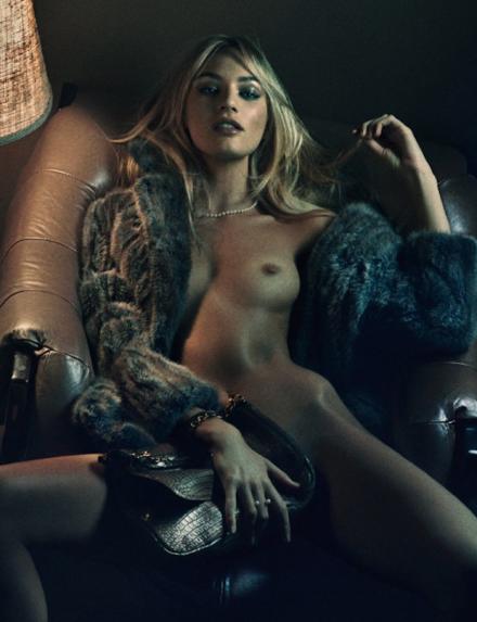 Victoria's Secret Angels: Naked as 'The Goddesses'