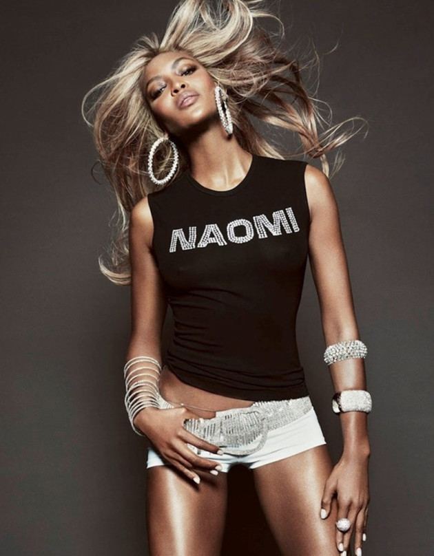 Naomi Campbell: fashion industry more racist