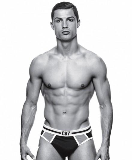 Cristiano Ronaldo has a new underwear line