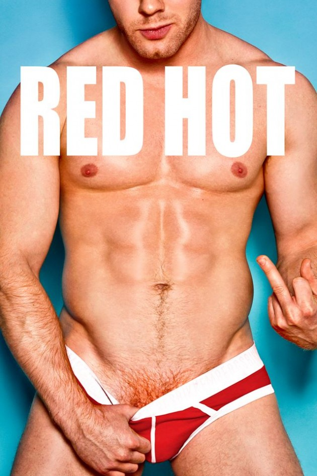 An artist is working hard to prove that ginger men are hot (VIDEO)