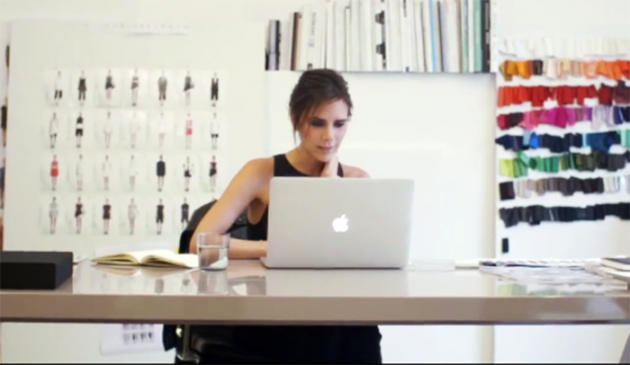 The making of Victoria's fashion empire (VIDEO)