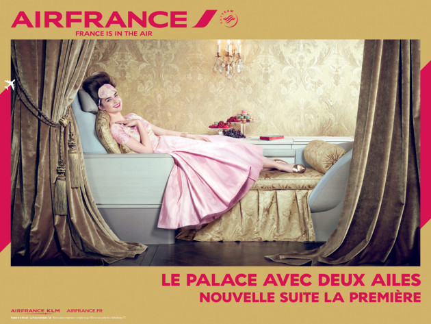 Air France New Campaign Is So Chic