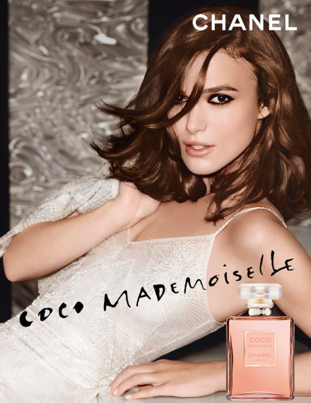 Keira Knightley is back with Coco Mademoiselle (video)