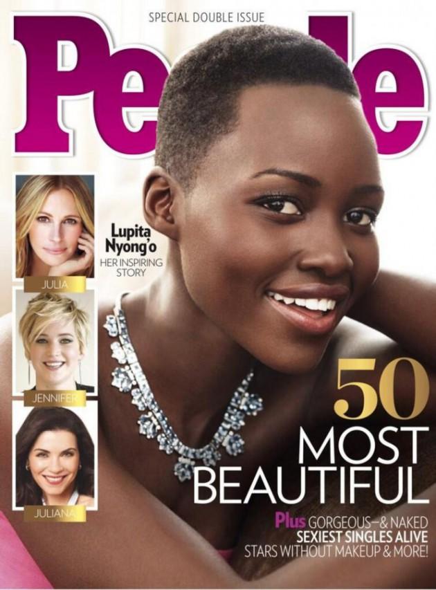 Lupita Nyong'o People's Most Beautiful
