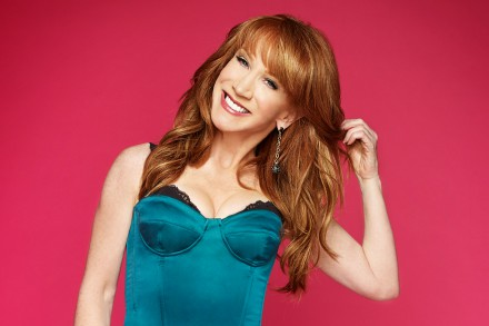 Kathy Griffin takes over Fashion Police